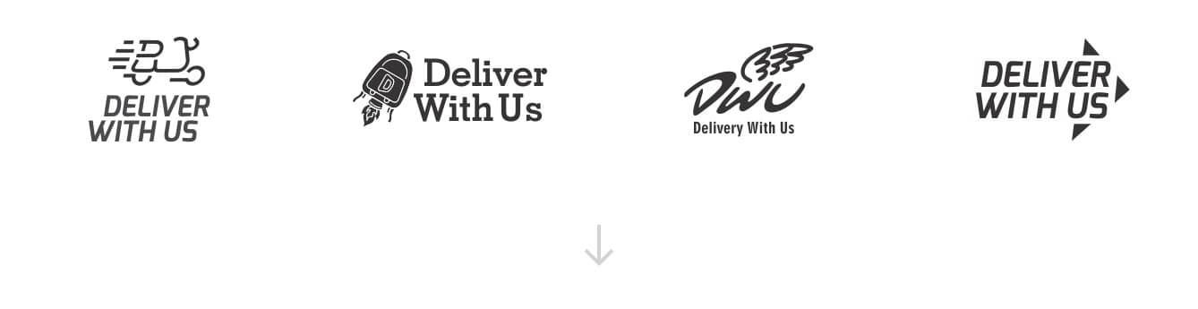Deliver With Us Four Image